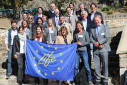 Kick-off del proyecto LIFE Smart Fertirrigation en Soria