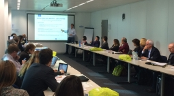 Meeting in Brussels to launch the LIFE 14 projects