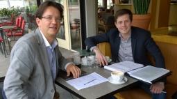 Transfer y Bosman se reúnen en Rotterdam