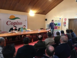 Awareness-raising event on soil management held in Soria