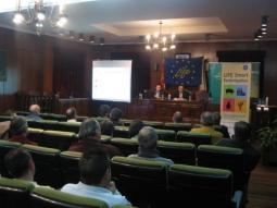 Exitosa jornada informativa y de inauguración en Almazán