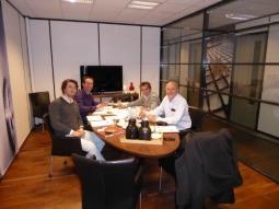Reunión técnica en DORSET