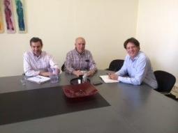 Reunión técnica en Barcelona