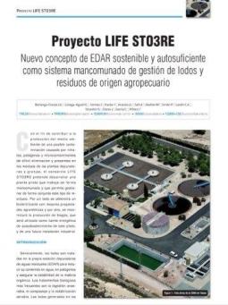 La revista RETEMA publica un artículo sobre LIFE Sto3re