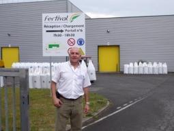 Participación en el COOPERL Forum Reciclaje de nutrientes de los purines y tecnologías que reducen las emisiones