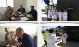 La empresa ENERGY GREEN visita las instalaciones de PURAL