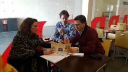 Trabajos en red entre proyectos LIFE Aragoneses