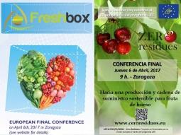 Invitación especial a  la Conferencia Final de dos Proyectos LIFE en Zaragoza