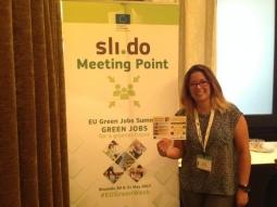 Transfer visita la cumbre Green Week 2017 en Bruselas