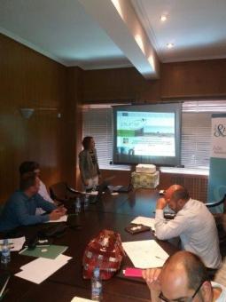 PURAL explica el proyecto en la Cámara de Comercio de Zamora