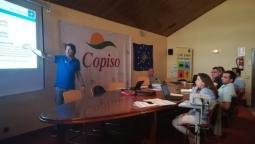 Reunión oficial de monitoreo del equipo NEEMO en Soria
