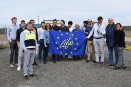 Exitosa participación en el seminario técnico en Soria