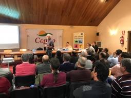 Jornada de difusión en Soria