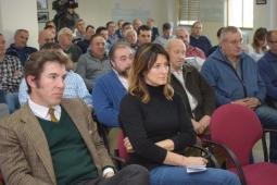Los agricultores de Almazán y Olmillos impulsan la innovación y la rentabilidad de sus regadíos