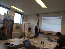 Reunión de seguimiento en Holanda - BOSMAN