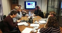 Nueva reunión consorcio Smart Fertirrigation en los Países Bajos