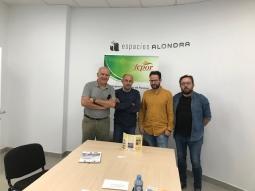 Replicate SMART FERTIRRIGATION in farms located in Castilla La Mancha