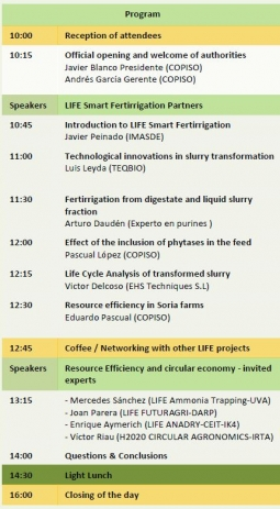 Invitation to Final Conference
