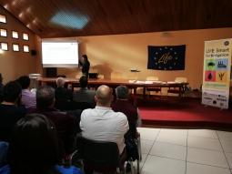 Exitosa celebración de la conferencia final en Soria