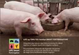 Europa pone el foco en el proyecto LIFE Smart fertirrigation